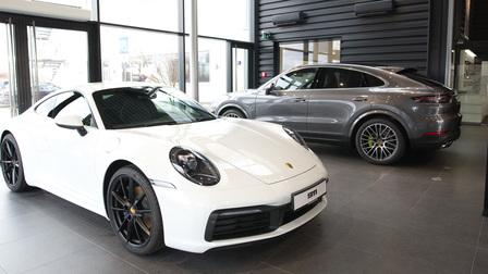 Porsche Centar Zagreb