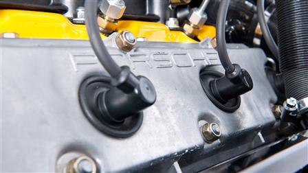 Porsche 引擎