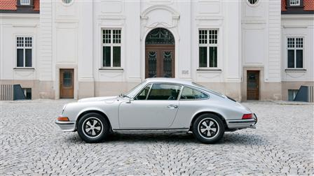 Porsche Finitions
