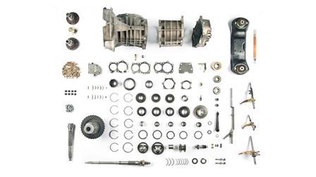 Porsche Transmission