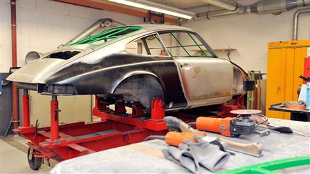 Porsche - 車身:重塑