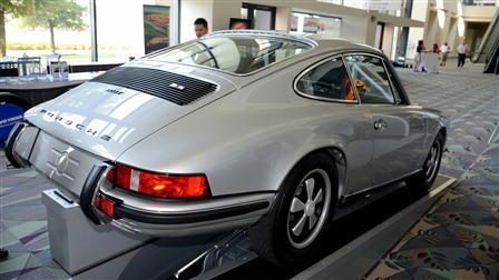 Porsche Remise au gagnant