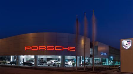 Porsche Centre Abu Dhabi