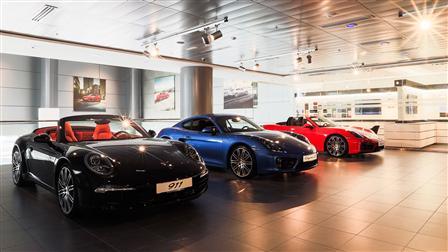 Porsche Centre Dubai