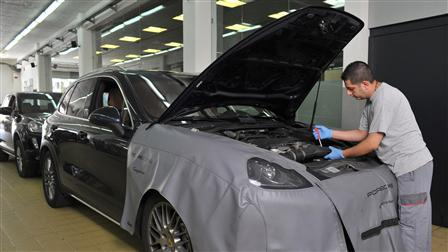 Porsche Centre Lebanon