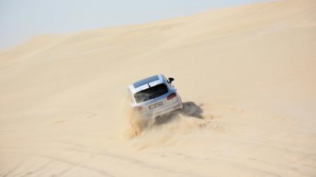 Porsche Cayenne Enthusiast Drive Day