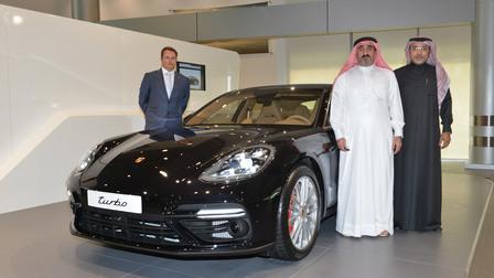 New Porsche Panamera range launched in Qatar