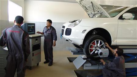Porsche Centre Yemen