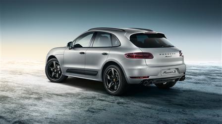 Porsche Macan Exclusive