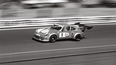 911 Carrera RSR Turbo at Le Mans in 1974