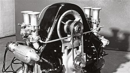 Fuhrmann engine (Type 547)