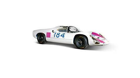 Porsche 910 Coupé