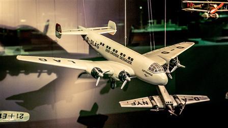 Porsche Models of airplanes