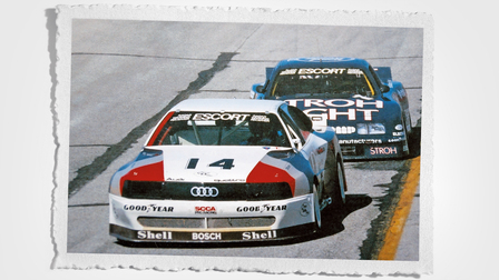 Victory at Trans-Am Series (1988)