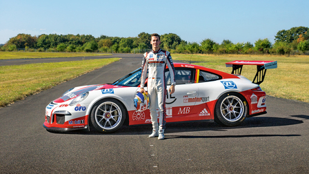 Porsche Sven Müller