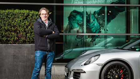 Porsche PCW President Karsten Schumann