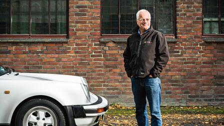 Porsche PCW Vice President Boris Jankiewicz