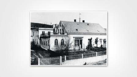 The birthplace of Ferdinand Porsche