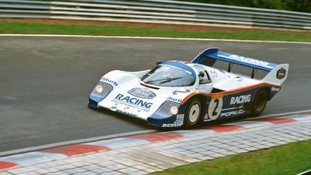 Porsche 956 C (1983)