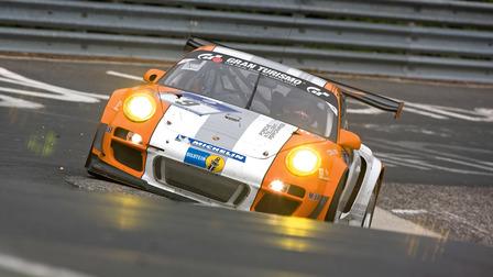 Porsche 911 GT3 R Hybrid (2010)