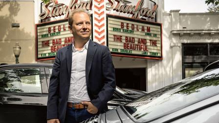 Thilo Koslowski in Palo Alto, California