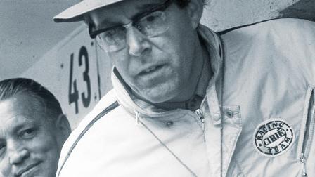 Porsche Peter Falk, former Director of Pre-Series and Racing Development, 1967