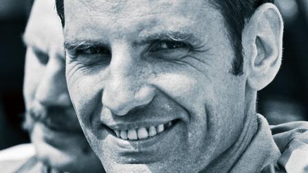Porsche Günter Steckkönig, former suspension expert, 1967