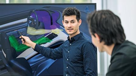 Porsche Dominic Arnold, designer