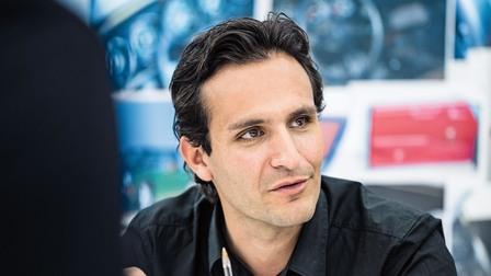 Porsche Christopher Gutierrez Diaz, designer