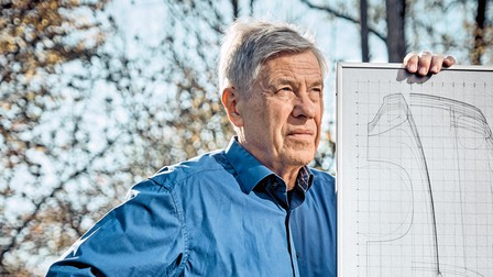 Porsche Hans-Georg Kasten, former interior designer