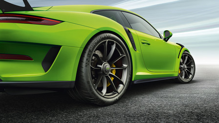 Porsche Conceiving Color