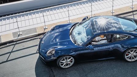Porsche Der neue 911 in Zuffenhausen