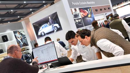 Porsche Techno Classica Essen