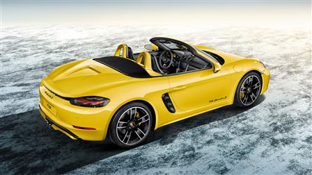 Porsche Exclusive 718 Boxster S
