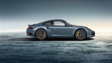 Porsche Exclusive 911 Turbo S