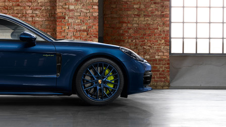 Porsche Exclusive Panamera Turbo S E-Hybrid