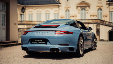 Porsche Singularidad