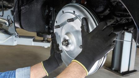 Brake drum 356 A