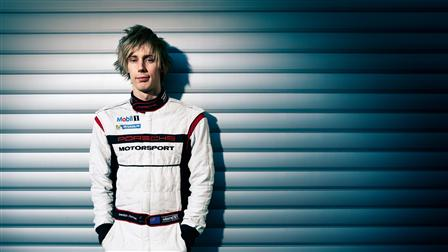 Porsche Brendon Hartley