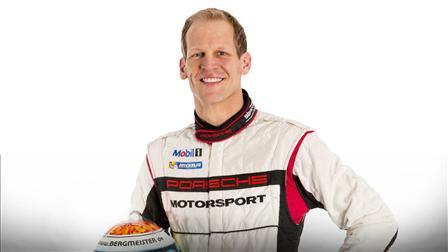 Porsche Jörg Bergmeister