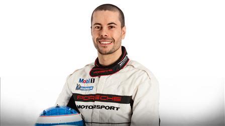 Porsche Frédéric Makowiecki