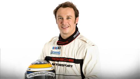 Porsche Patrick Pilet