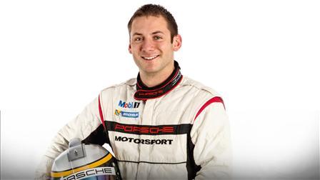 Porsche Nick Tandy