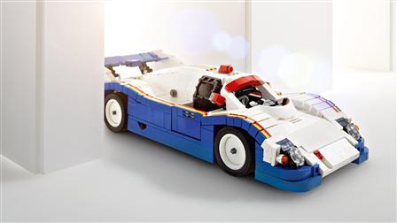 Porsche 956 Lego