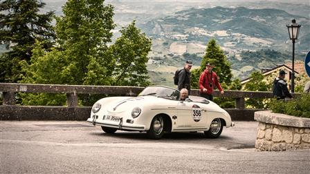 Dr. Porsche, 356 Speedster 1500