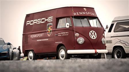 original racing van