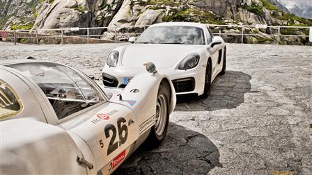 Porsche Cayman GTS, 906 Carrera 6