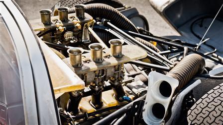 Porsche Engine 906 Carrera 6