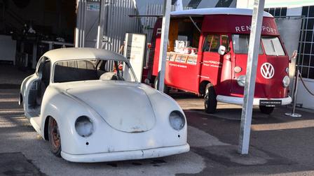 Porsche Goodwood Revival復古賽車節