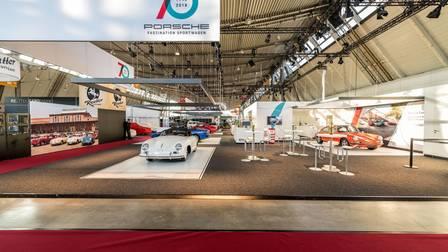 Porsche 斯圖加特Retro Classics復古經典車展